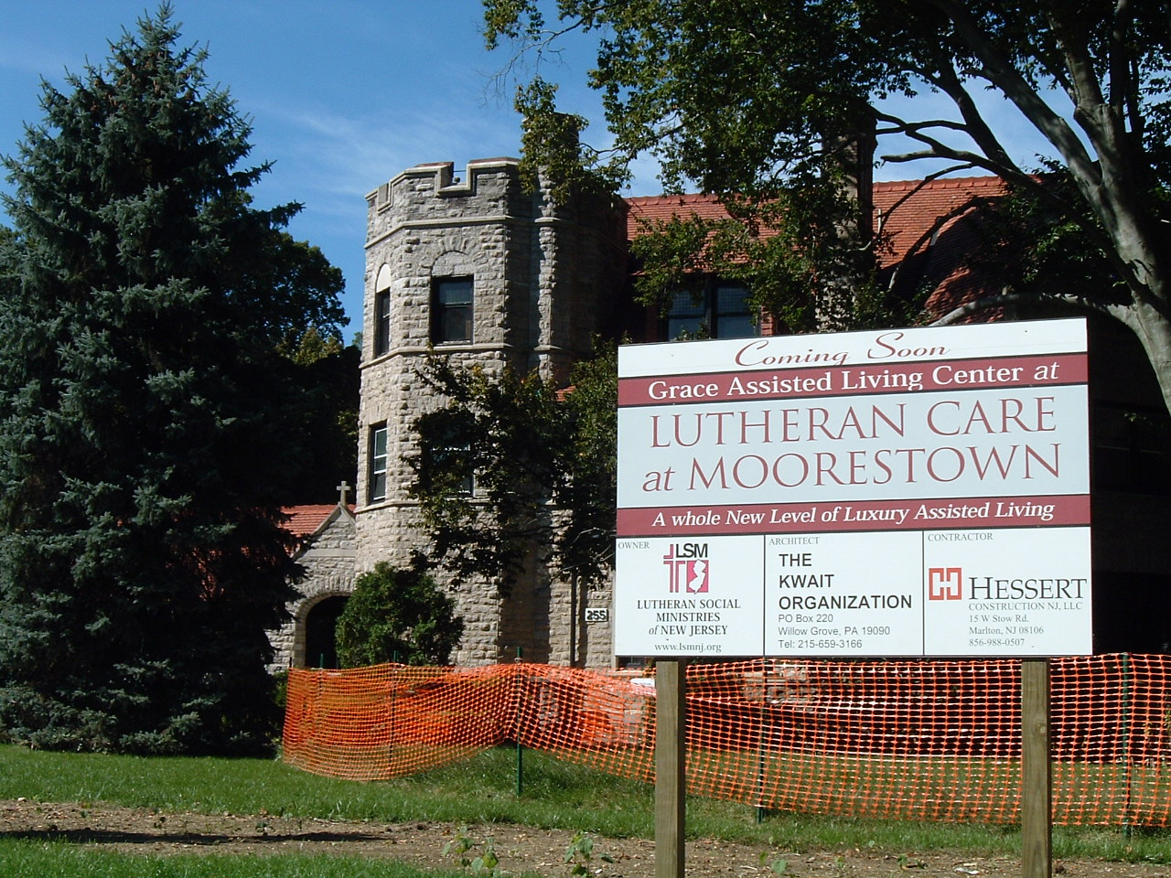 Grace Assisted Living Center at Lutheran Care at Moorestown