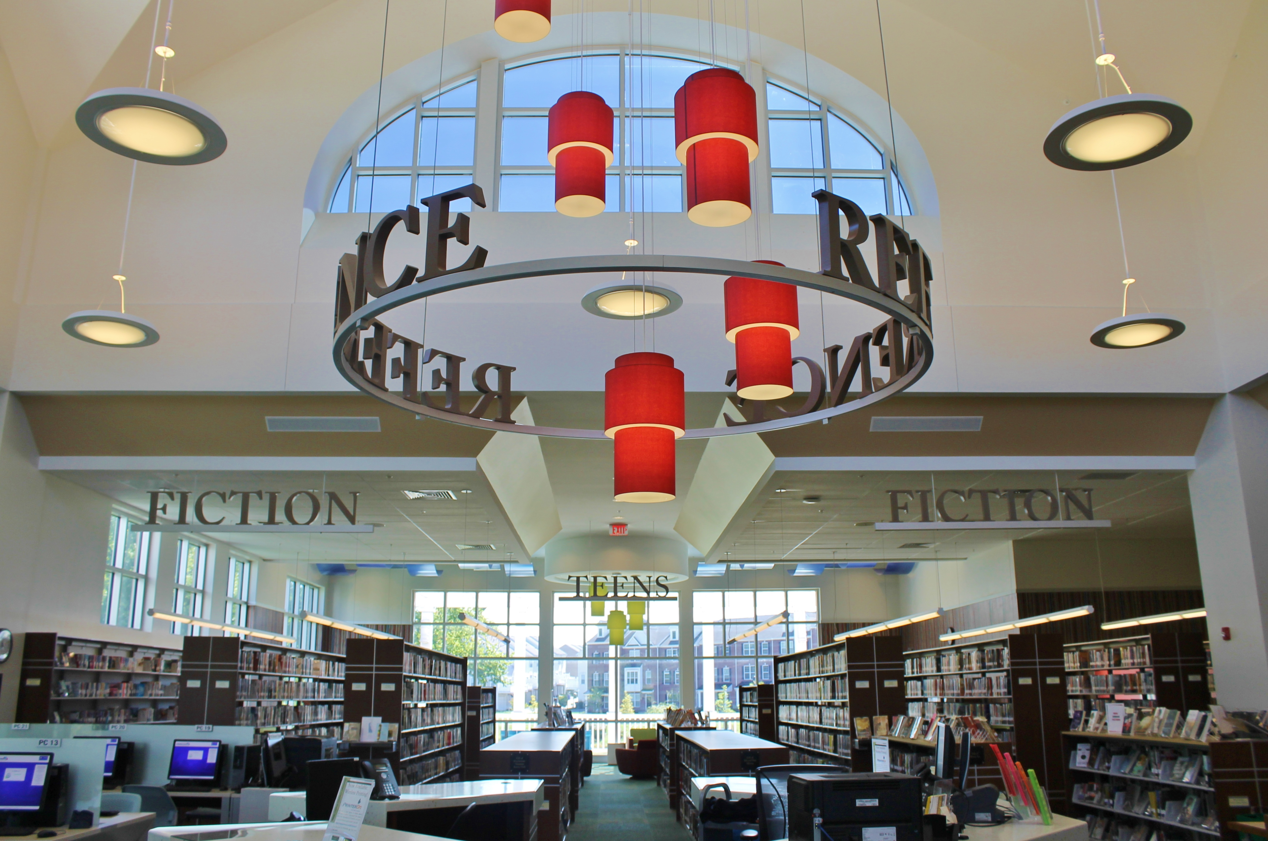 Claymont Library