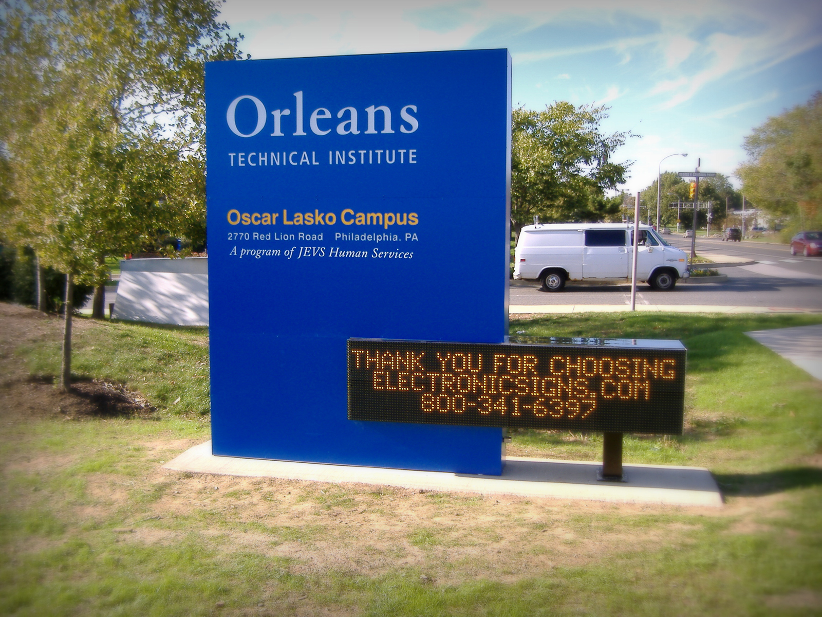 Orleans Technical Institute