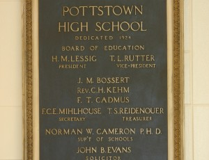 Pottstown HS